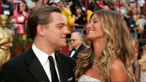 Gisele Bündchen conta motivo pesado para fim de namoro com DiCaprio