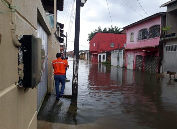 Defesa Civil monta estratégias para prevenir ocorrências no Pará