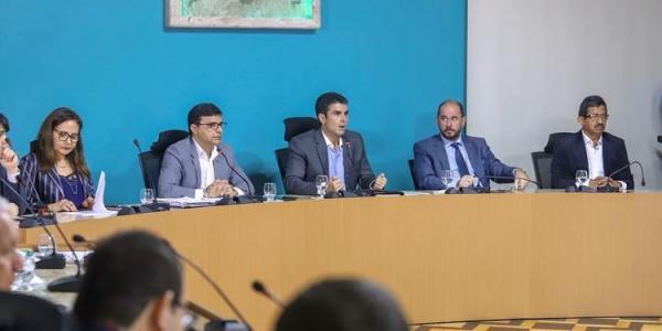 Governador Helder Barbalho propõe modificar legislação estadual sobre barragens