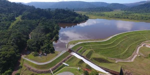 PARAUAPEBAS: Barragem do Gelado já aumentou três vezes