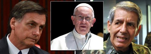 Espionagem é ainda mais grave: ação atinge Vaticano e Ongs Ambientais  e internacionais