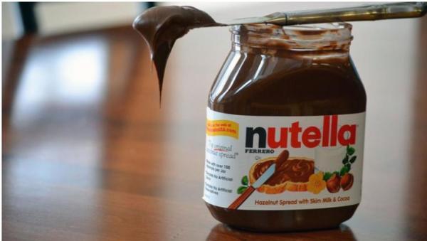 'Dia Mundial da Nutella' é comemorado nesta segunda-feira