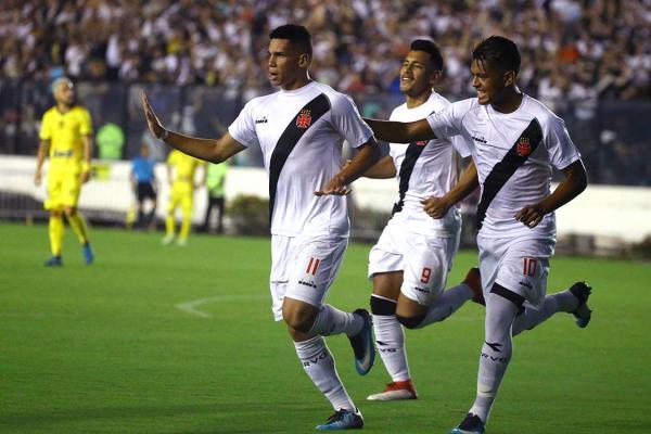 Vasco volta a vencer o Concepción e avança na Copa Libertadores