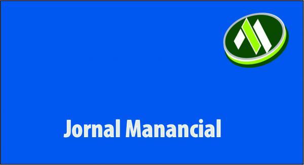 JORNAL MANANCIAL - EM FOTO