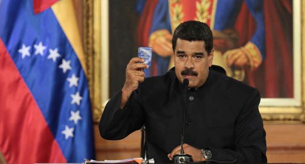 Maduro diz que vai fechar fronteira da Venezuela com o Brasil nesta quinta-feira