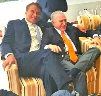 Justiça Federal intima presidente Temer a provar que filho de Wlad reúne qualificação para o cargo