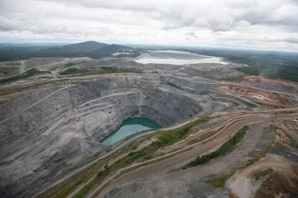 Grupo de trabalho vistoria barragens da Mina do Sossego