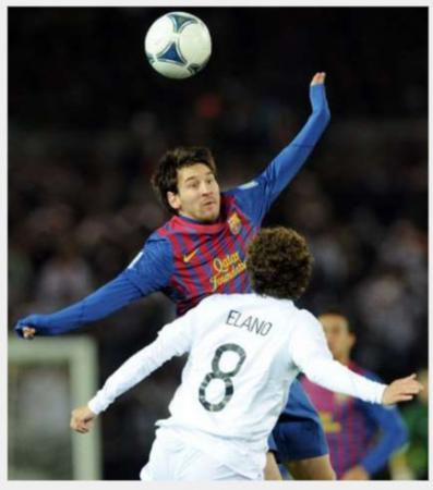 "Elano revela que pediu á Messi para Barcelona ""tirar o pé"" no Mundial"