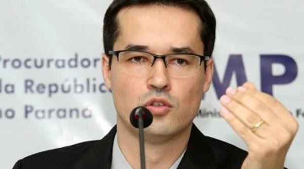 Dallagnol negociou com a Caixa alternativas de investimento para fundação