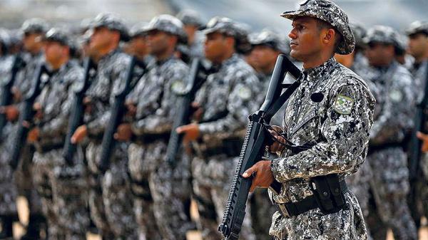 Força Nacional começa a reforçar a segurança hoje