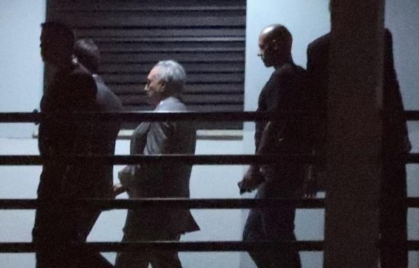 Ministério Público irá recorrer contra decisão que determinou soltura de Temer