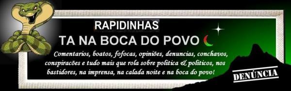 25/03: AS RAPIDINHAS DA POLITICA/ XINGUARA E REGIÃO