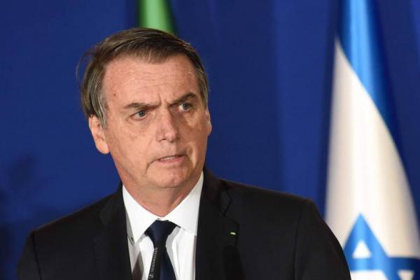 Palestina condena anúncio de Bolsonaro de escritório em Jerusalém e convoca embaixador