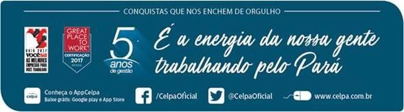 """Celpa emite nota sobre matéria """"Força-tarefa inicia três processos contra Celpa e Aneel por abusos contra os consumidores paraenses"""""""