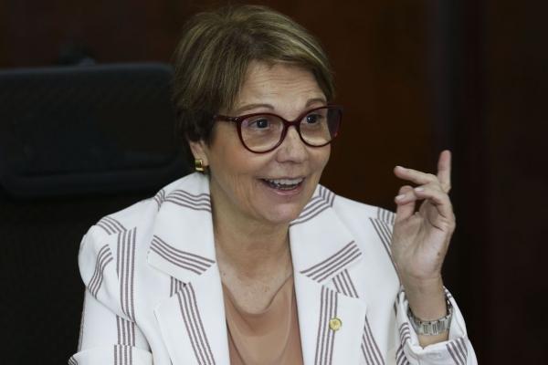 Tereza Cristina marca para o dia 10 encontro com embaixadores árabes