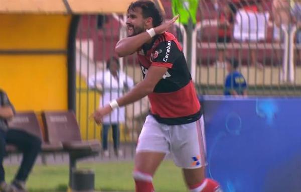 Com gol de Dourado e provocação de Vinícius Jr., Fla faz 3 a 1 no Botafogo