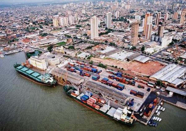 Portos do Pará são leiloados por R$ 450 milhões