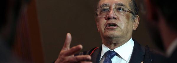 Gilmar Mendes: Eleicões decididas pela Polícia, MP ou juízes não é normal e precisa ser denunciada