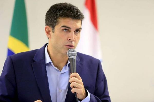 Sul do Pará/ Helder Barbalho se reúne com prefeitos de municípios afetados por chuvas