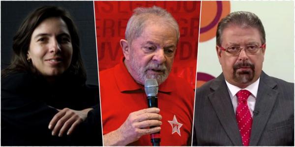 Lula será entrevistado na sexta pela Folha e El País