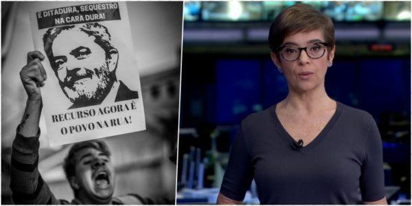 Globo: Lula só deixará prisão depois de morto
