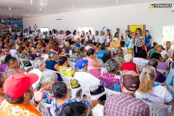 Xinguara: Servidores da Saúde mobilizados no dia do combate à hipertensão arterial