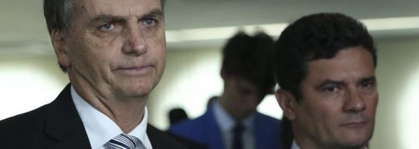 Sabotado por Bolsonaro, Moro cogita demissão