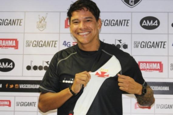 Giovanni Augusto explica escolha pelo Vasco: 'Depositaram confiança'
