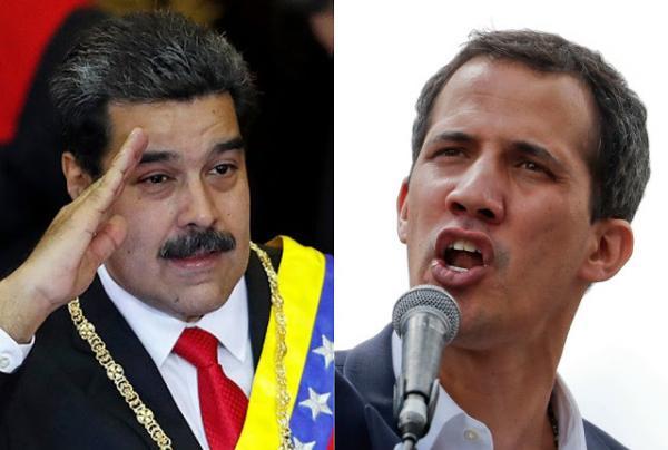 A Venezuela entre um selvagem e um fantoche