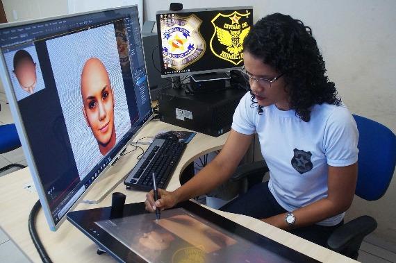 Mesa Digitalizadora vai aprimorar investigações de crimes