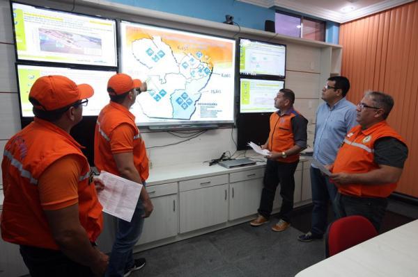 Governo reforça ações de enfrentamento aos acidentes naturais no Sul e Sudeste do Pará
