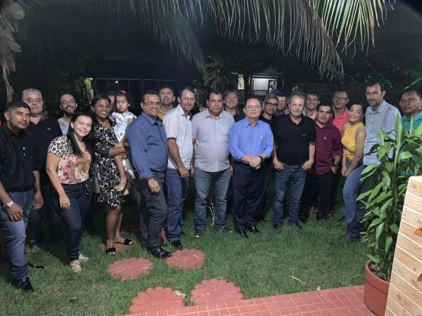 Sul do Pará: Zequinha Marinho visita municípios e fala de projetos de desenvolvimento