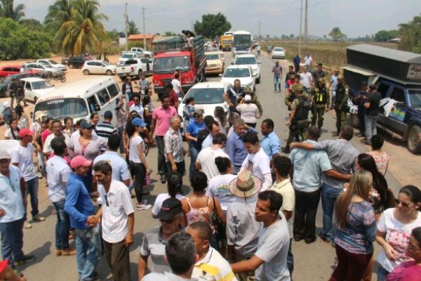 Protesto: PA-279 será fechada nesta segunda em prol do retorno das atividades da Vale em Ourilândia