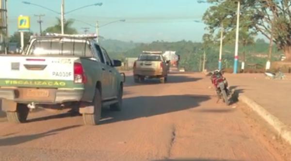 Após protesto do setor madeireiro IBAMA deixa a cidade de Uruará