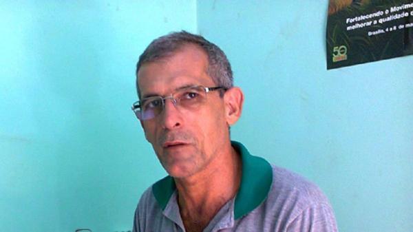 Carlos Cabral era presidente do Sindicato dos Trabalhadores e Trabalhadoras Rurais de Rio Maria (STTR) e também era diretor da Central de Trabalhadores do Brasil (CTB/Pará) (Divulgação)