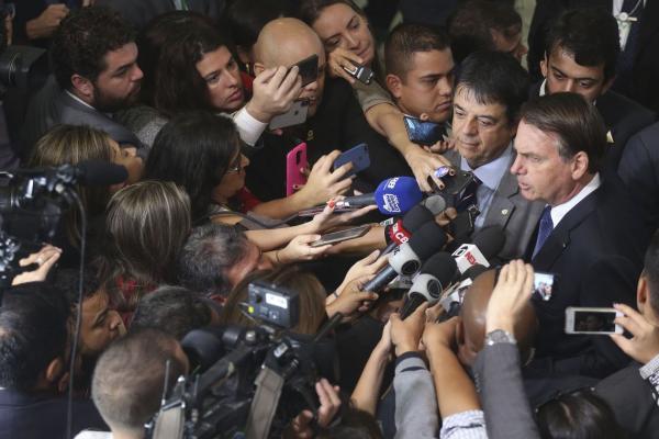Bolsonaro: deixar estados fora da reforma é decisão do Congresso