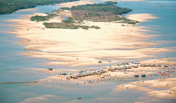 Conceição do Araguaia agora faz parte da rota do Turismo Nacional.