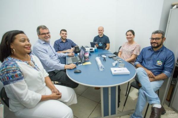Reitor da UNIFESSPA visita Canaã para discutir construção de Campus no município