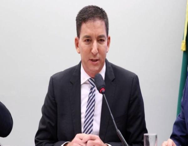 "Jornalista Glenn Greenwald reage após deputado chamar seu marido de ""parceiro sexual"""