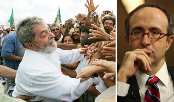 Lula é vítima de arbitrariedades escancaradas, diz Reinaldo Azevedo
