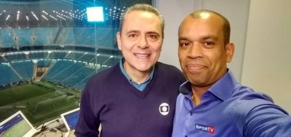 Narrador troca Grupo Globo por DAZN depois de 15 anos: 'Desafio 100% internet'