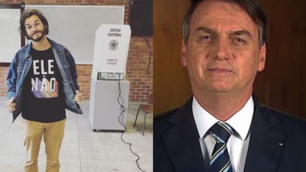 O deputado federal Túlio Gadêlha acionou a Justiça contra Jair Bolsonaro por um suposto crime de responsabilidade