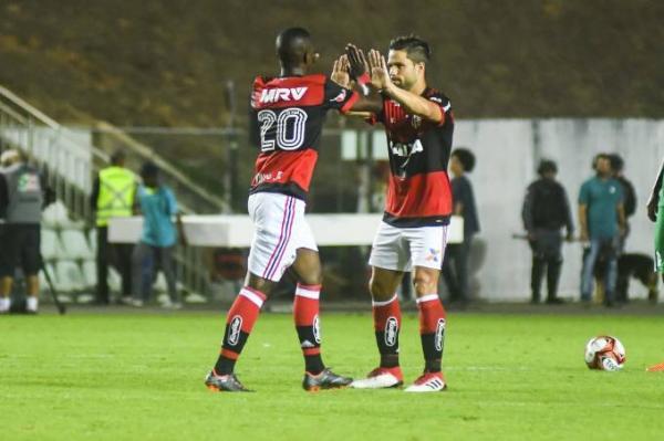 Flamengo vence Boavista em Cariacica (ES) e leva a Taça Guanabara