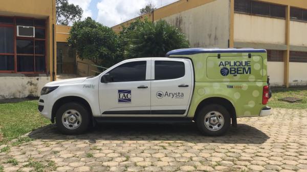 Programa 'Aplique Bem' já treinou 65 mil agricultores de todo o Brasil