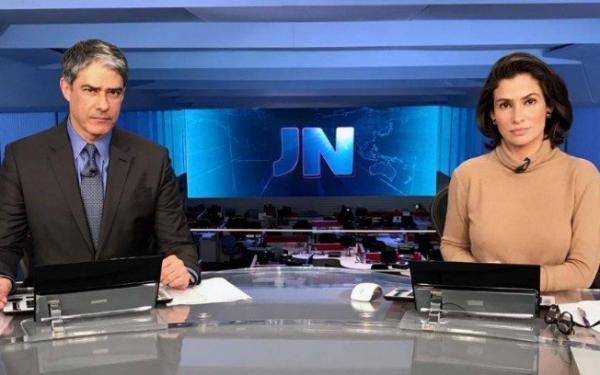 Globo sai em defesa de Miriam Leitão e chama Bolsonaro de mentiroso