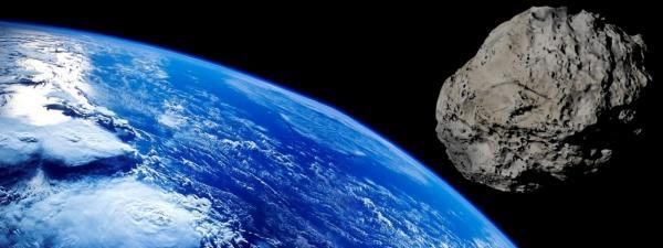 Asteroide nunca antes avistado passa raspando pela Terra