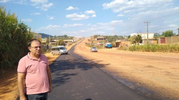 Investimento da Prefeitura em infraestrutura impulsiona Tucumã na rota do desenvolvimento