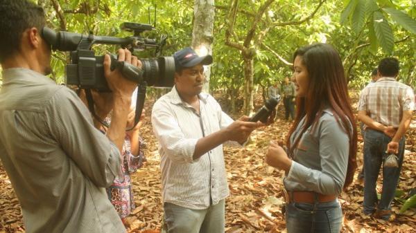 Secretaria de Agricultura de Tucumã recebe comitiva de produtores rurais de Rio Maria