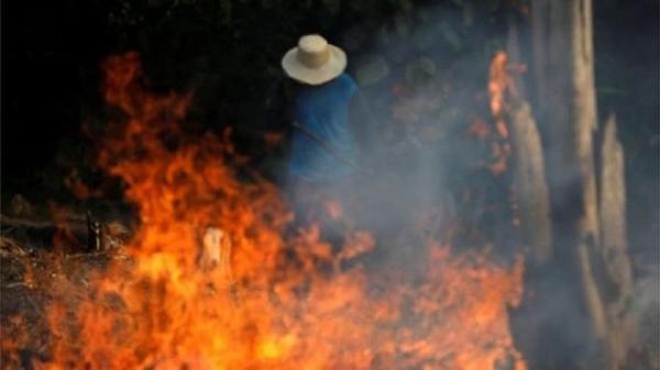 10 mapas e imagens de satélite que mostram a dimensão das queimadas no Brasil