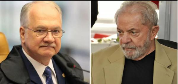 Fachin pede urgência a PGR sobre perecer de pedido de anulação de condenações de Lula